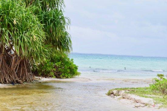 Fanning Island, Republiek Kiribati: Out to sea