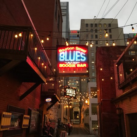 Bourbon Street Blues and Boogie Bar (Nashville) - All You ...