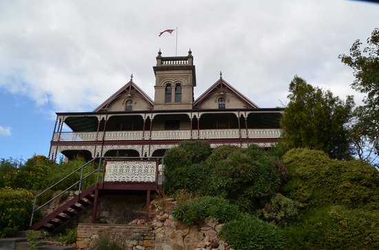 New Norfolk, Australia: Tynwald