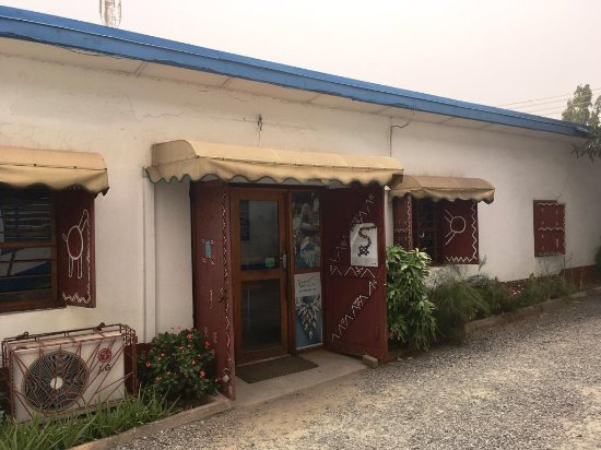 Exterior View Picture Of Sun Trade Beads Accra Tripadvisor