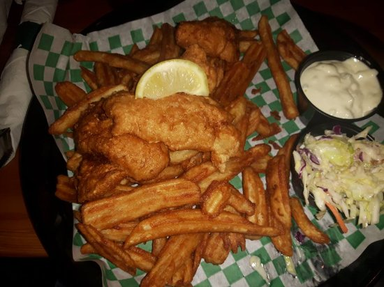 Bonefish Mac's: Fish and Chips