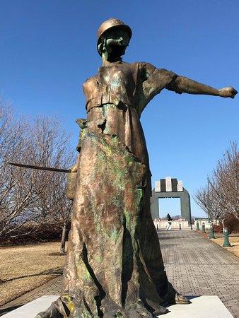 Bedford, VA: Statue