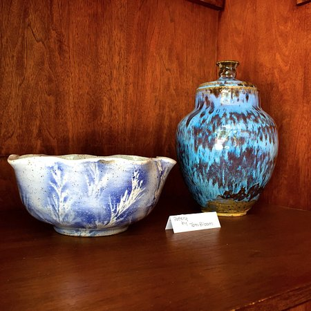 Idyllwild, CA: Pottery for sale by Tom Bloom
