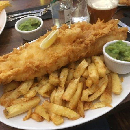 Beckett S Fish Restaurant Cleethorpes