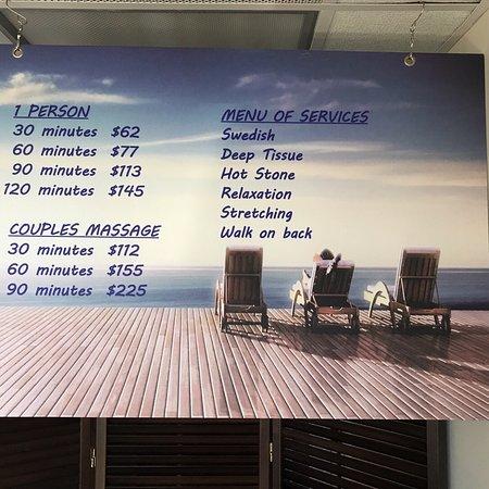 Asian massage panama city beach fl
