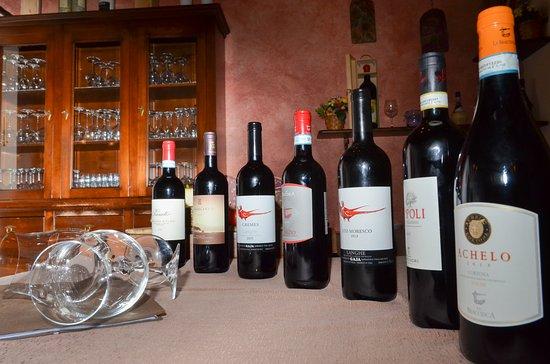 Arluno, Itália: Vini