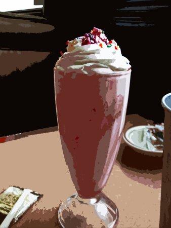 Harvard, IL: Strawberry Shake