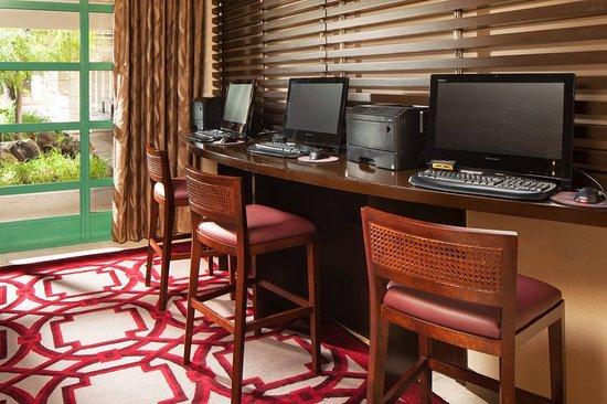 Sheraton San Jose Hotel: Lobby
