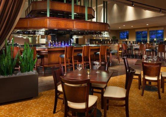 Sheraton San Jose Hotel: Bar/Lounge