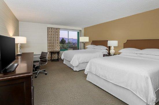 Sheraton San Jose Hotel: Guest room