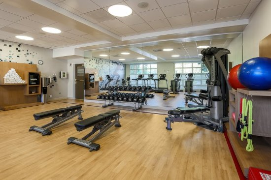 Milpitas, CA: Health club