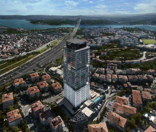 ميريديان إسطنبول إتيلر: Exterior