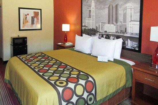 Reynoldsburg, OH: Guest room