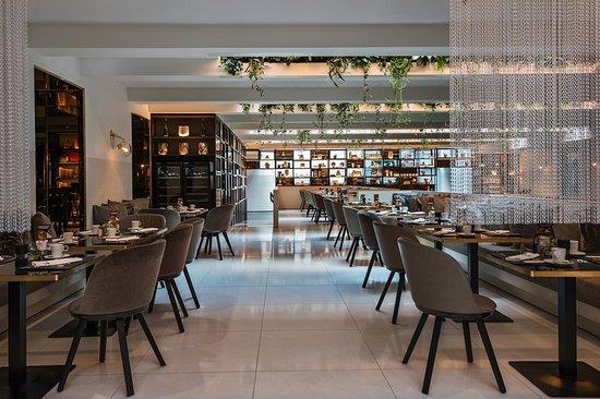 Le Meridien Vienna: Restaurant