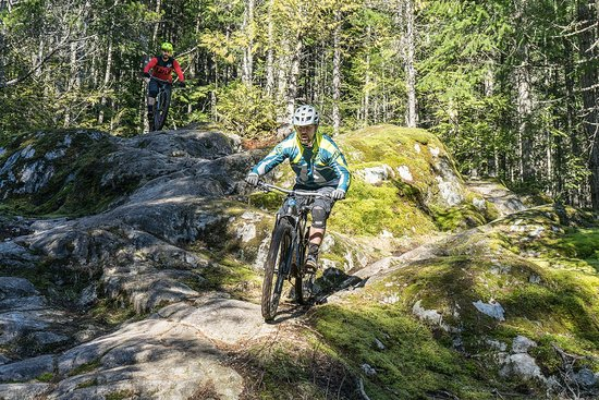 Garibaldi Highlands, Canada: Squamish Guided Mountain Bike Tours