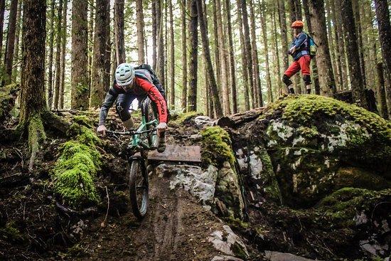 Garibaldi Highlands, Kanada: Coaching