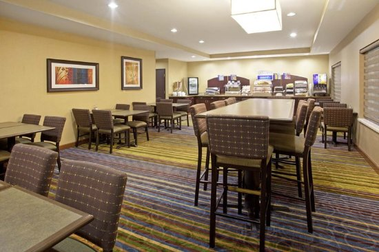 Holiday Inn Express Charleston/Kanawha City: Restaurant