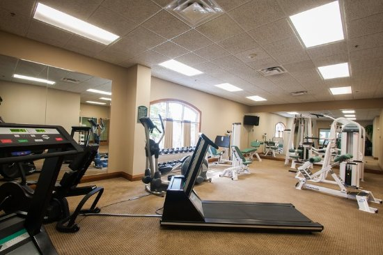 Barboursville, Virginia Occidentale: Health club
