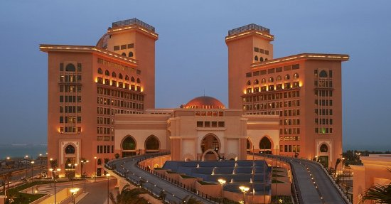 The St. Regis Doha: Exterior