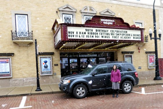 90th Anniversary Celebration of the Woodstock Theatre