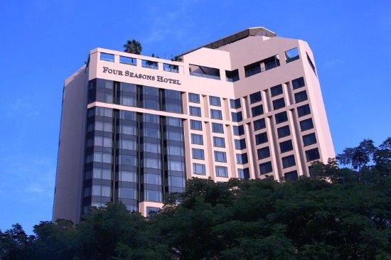 포시즌스 호텔 싱가포르