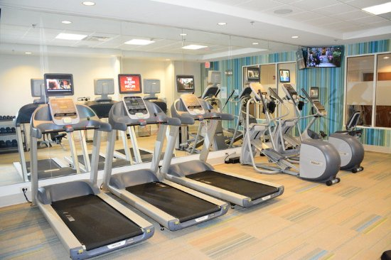 California, MD: Health club