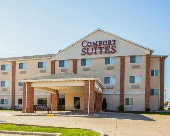 Comfort Suites Bloomington Normal