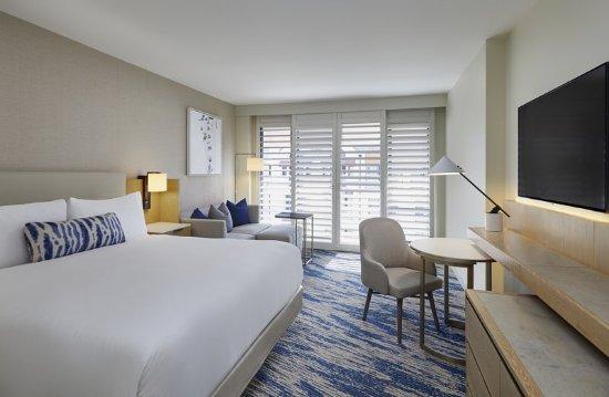Loews Santa Monica Beach Hotel: Guest room