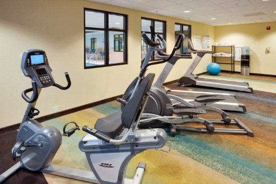 Warminster, PA: Health club