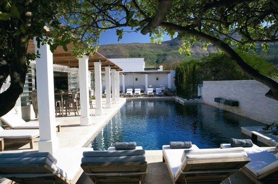 Steenberg Hotel: Pool