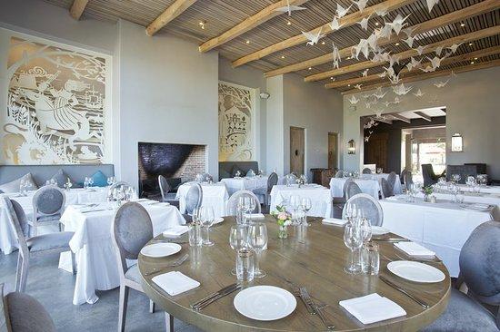 Steenberg Hotel: Restaurant