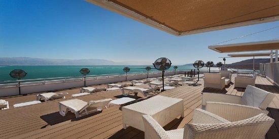 Crowne Plaza Dead Sea: Exterior