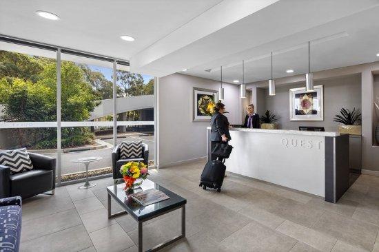 Campbelltown, Australia: Lobby