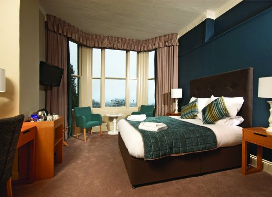 The Portpatrick Hotel: Guest room