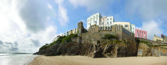 The Imperial Tenby Hotel: Exterior