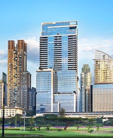 The St. Regis Bangkok: Exterior