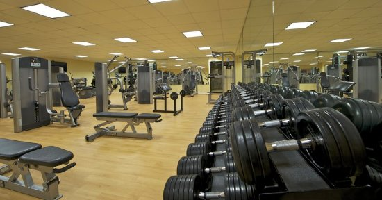 Langhorne, PA: Health club