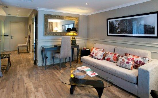 Hotel El Avenida Palace: Suite