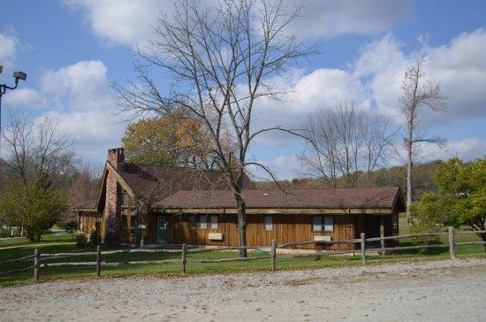 Foggy Mountain Lodge-billede