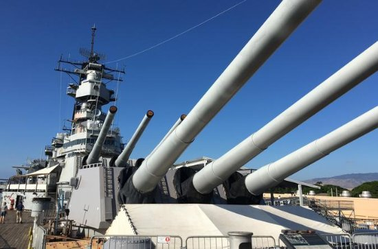 Oahu Day Trip: Battleships of Pearl ...