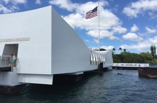 Oahu dagstur: Full Day Pearl Harbor ...