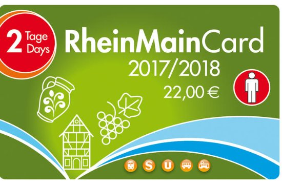 2-Day RheinMainCard