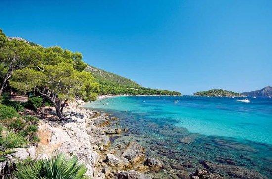 Halbtagesausflug zum Formentor Beach...
