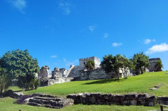 Tulum and Coba Full-Day Tour with...