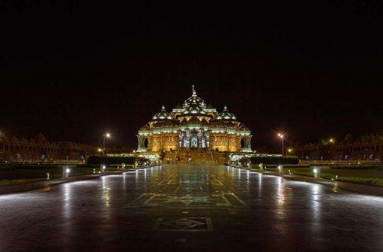 New Delhi: Akshardham Temple...