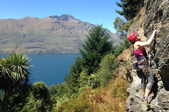 Queenstown Full Day Rock Climbing...