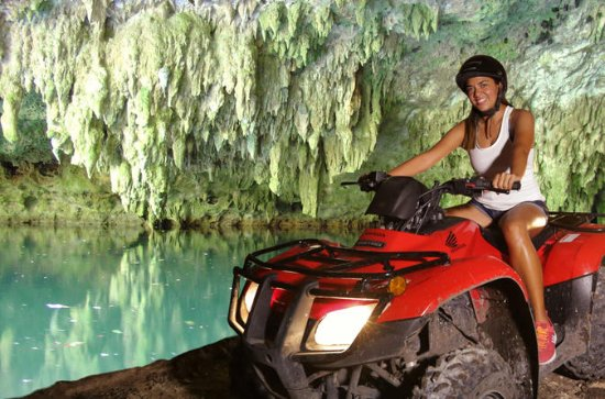 ATV and Snorkel Half Day Guided Adventure in Cozumel