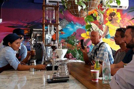 コロンビアのカルタヘナでの専門コーヒーショップツアー