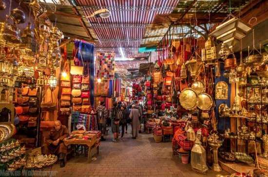 Marrakech Sightseeing Small-Group Day...