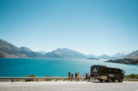 All About Paradise Tour a Glenorchy